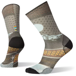 Smartwool Men's Curated Mt Fuji Crew Socks