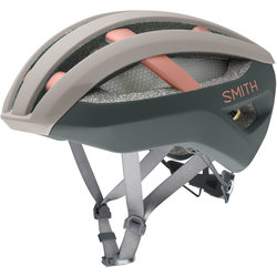 Smith Optics Network MIPS - Matte Tusk/Peat Moss/Champagne