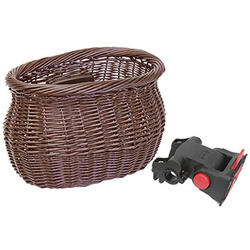 Sunlite Willow Bushel QR Basket