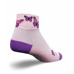 SockGuy Butterfly 2 Socks - Women's