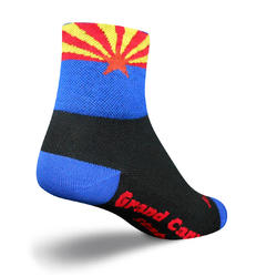 SockGuy Arizona Flag Socks