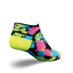 SockGuy Low Cut Classic Socks (Splatter) - Women's