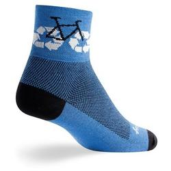 SockGuy Recycle Bike