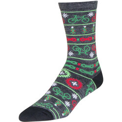 SockGuy Wool Holiday Socks