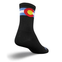 SockGuy SGX 6-inch Socks (Colorado)
