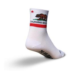 SockGuy SGX 6-inch Socks (CA Freedom)