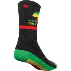 SockGuy SGX Rasta Cali Socks