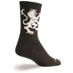 SockGuy Lion of Flanders White