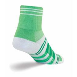 SockGuy Sport Green Socks