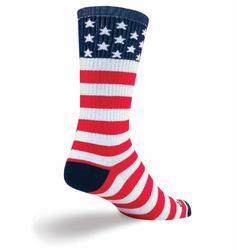 SockGuy USA Flag Socks