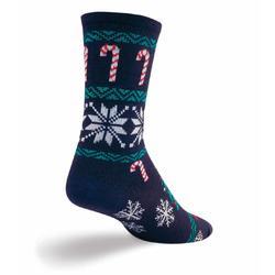 SockGuy Sweater Blue Socks