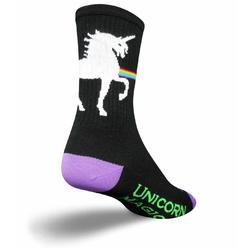 SockGuy Unicorn Express Crew Socks