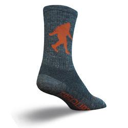 SockGuy Wool Socks (Sasquatch)