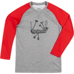 Sombrio Groms Chaos Long Sleeve Jersey