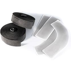 Spank Flare Gravel Drop Bar Tape, Gel Pad & Plug Kit