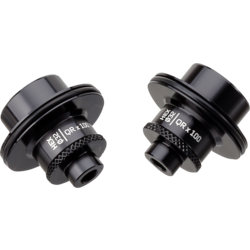 Spank HEX 32 Front Hub QRx100 Adapter