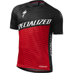 Specialized Enduro Comp Jersey - Red