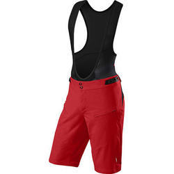 Specialized Enduro Pro Shorts - Red