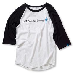 Specialized I Am Specialized 3/4 Tee Shirt