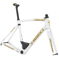 Specialized S-Works Roubaix Boonen Disc Frameset