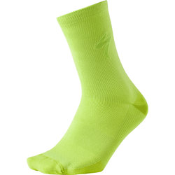 Specialized Soft Air Reflective Tall Sock HyperViz