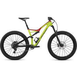 Specialized Stumpjumper FSR Comp Carbon 6Fattie