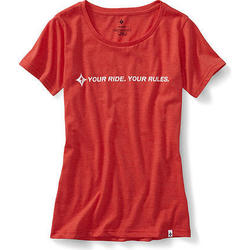 Specialized Your Ride Your Rules Tee - Women's