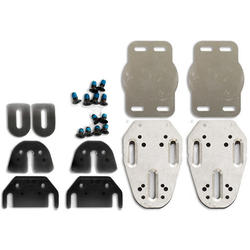 Speedplay Cleat Extender Base Plate Kit (Zero, Ultra Light Action & X-Series Systems)