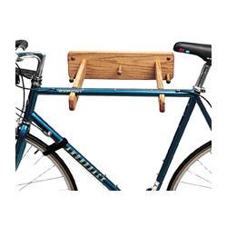 Sports Solutions Red Oak Solo Wall Mount Bike Rack
