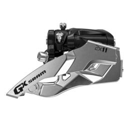 SRAM GX 2x11 Front Derailleur<br>(Low-clamp, Top-pull)