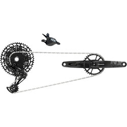 SRAM NX Eagle Boost Groupset