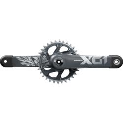 SRAM X01 Eagle Boost DUB Crankset