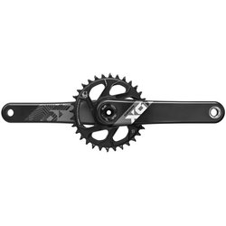 SRAM X01 Eagle Fat4 DUB Crankset