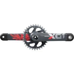 SRAM X01 Eagle Superboost+ DUB Crankset