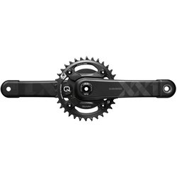 SRAM XX1 Eagle Quarq Power Meter Chassis & Spider