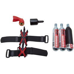 SRAM Race Mini Twist Inflator Kit