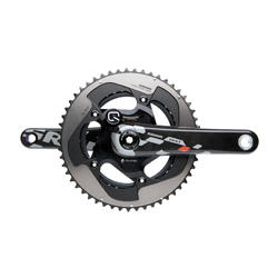 SRAM RED Quarq Power Meter Compact Crankset BB30 (50/34)
