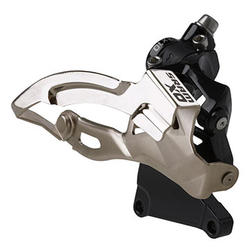 SRAM X0 3x10 Front Derailleur (High Direct-mount, Dual-pull)