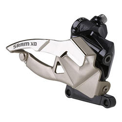 SRAM X0 2x10 Front Derailleur (S3 Low Direct-mount, Top-pull) 38/36T
