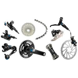 SRAM X0 Components Kit (2 x 10-speed, GXP Bottom Bracket)