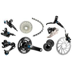 SRAM X0 Components Kit (2 x 10-speed, BB30 Bottom Bracket)