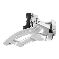 SRAM X5 Front Derailleur (Low-clamp, Dual-pull) 9-speed