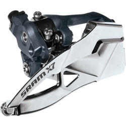SRAM X7 3x10 Front Derailleur (High Direct-mount, Dual-pull)