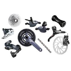 SRAM X7 Components Kit (3x10-speed)