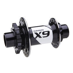 SRAM X9 Front Hub (20mm Thru-axle)