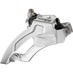 SRAM X9 9-speed Front Derailleur<br>(Low-clamp, Top-pull)