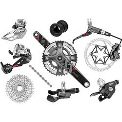 SRAM XX 10-speed Components Kit (BB30 Bottom Bracket)
