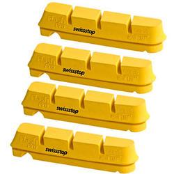 SwissStop FlashPro Yellow King Brake Pads (Shimano/SRAM)