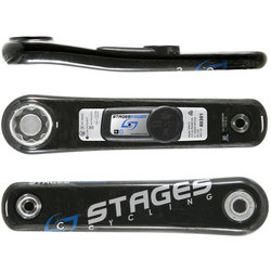 Stages Cycling Gen 3 Stages Power L Carbon Power Meter for FSA & SRAM BB30