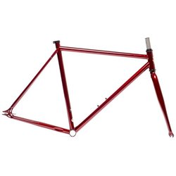 State Bicycle Co. Ashton Crimson Red Frame Set